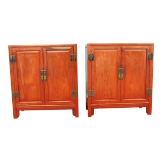 Mid-Century Bachelors Chests - A Pair