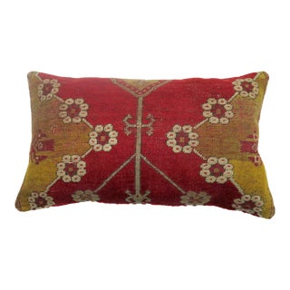 Vintage Boho Chic Floor Rug Pillow