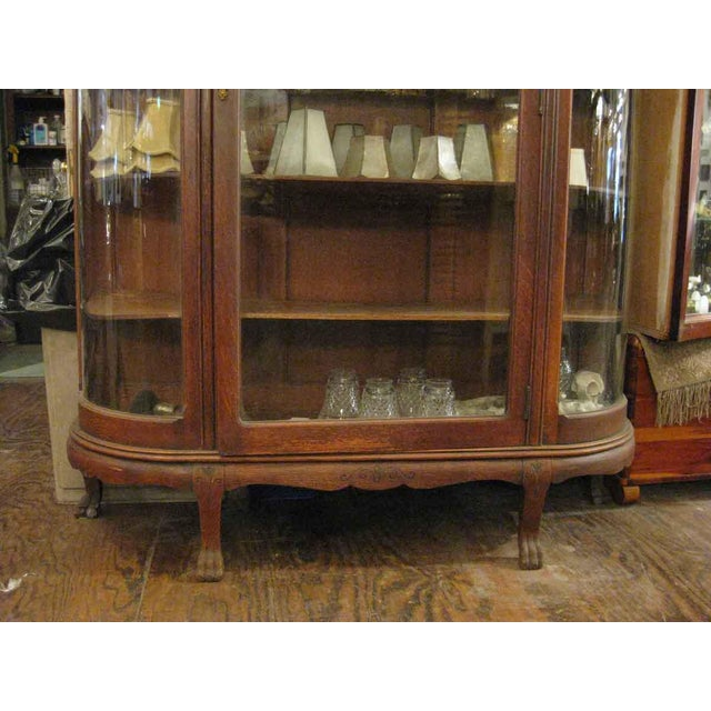 Victorian China Vitrine - Image 4 of 10
