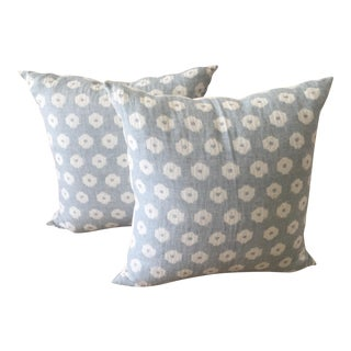 Schumacher Pillows - A Pair