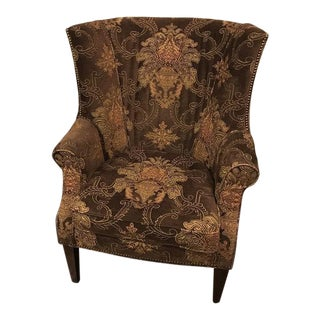 Century Windom Wingback Chair
