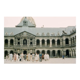Vintage 1960s Paris Limited Edition Photo Print