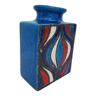 Bitossi Italian Ceramic Vase .