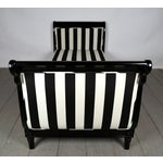 Image of Antique Early 1900s French Empire Daybed