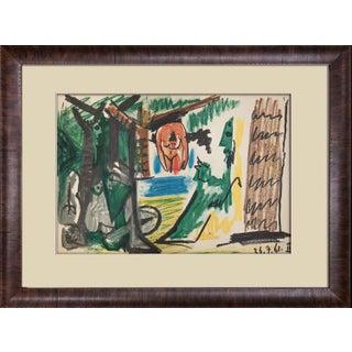 Pablo Picasso Lithograph Original Ltd 106/150