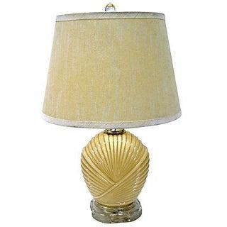 Vintage Art Deco-Style Table Lamp