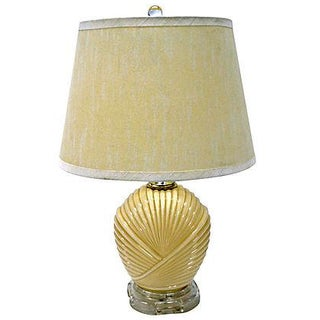 Vintage Art Deco-Style Table Lamp