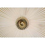 Image of Idman Extra Large K5-40 Ceiling Lamp, Finland, 1950s