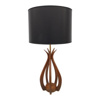1960's Adrian Pearsall Sculptural Lamp