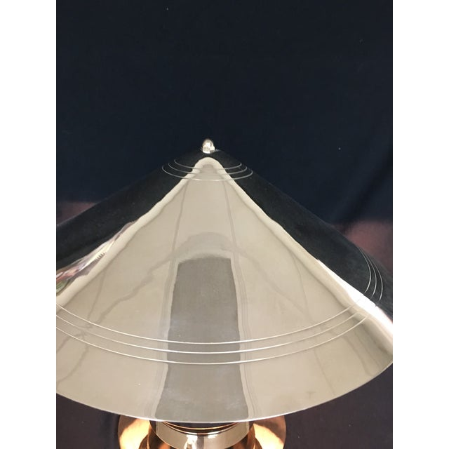 Image of French Art Deco Table Lamp