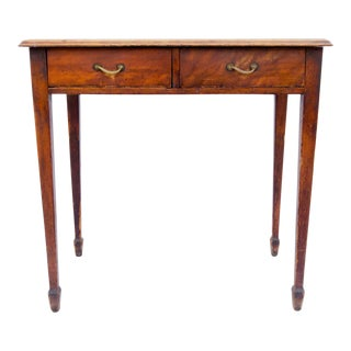 Antique Cherry Desk or Dressing Table