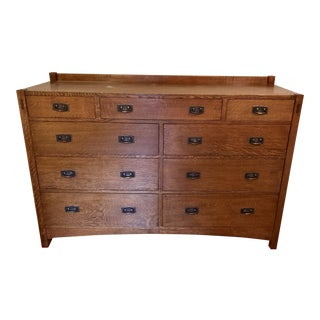 Stickley Mission Oak Dresser