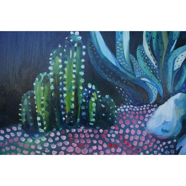"Image of ""Night Scene"" Painting by Katherine Dunlap"