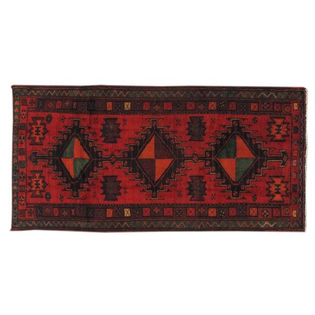 Image of Apadana - Vintage 4 x 9 Northwest Persian Rug