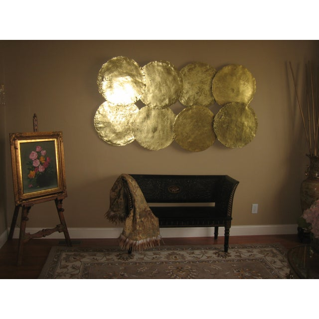 Image of Gold Phillips Collection Wall Hanging