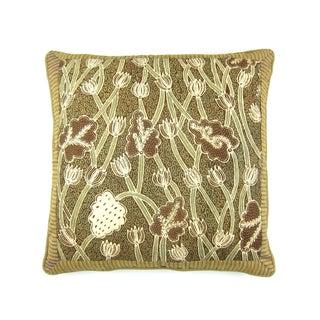 Tulip Batik Tulis Pillow