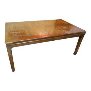 Henredon Furniture Pan Asia Dining Table