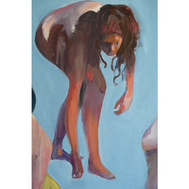 Nudes in Silence Painting - Image 9 of 9