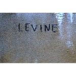 Image of Levine Hyperrealistic Chalk Drawing Portrait