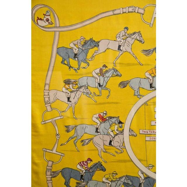 Equestrian Design Hermes Scarf - Image 4 of 6