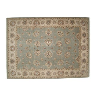 "Leon Banilivi Zeigler Carpet , 9' X 12'1"""