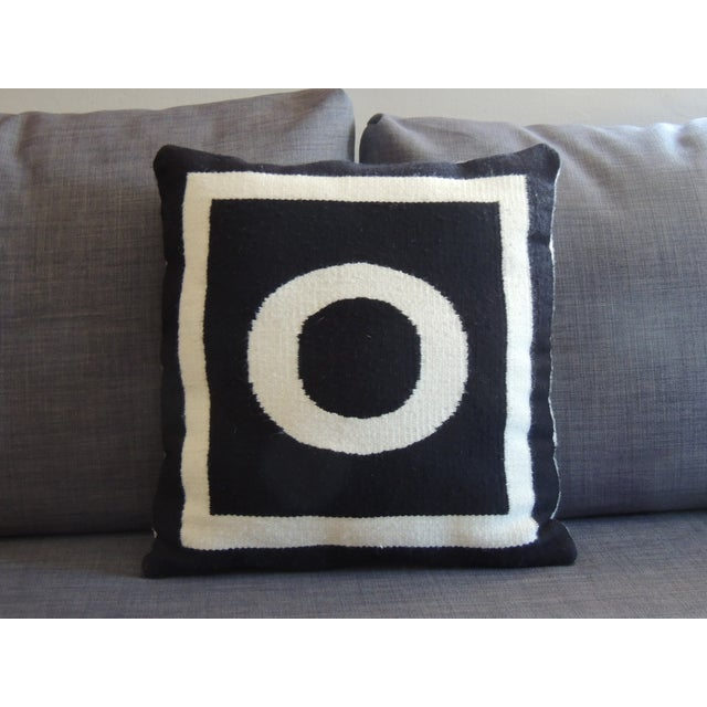 Jonathan Adler Woven Pillow - Image 3 of 4