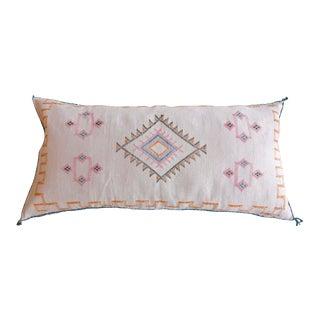 Moroccan Sabra Cactus Lumbar Pillow