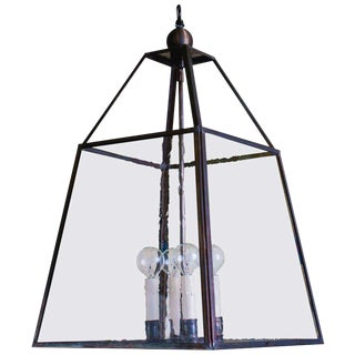 """Scioto"" Our Custom Hand Made Lantern"