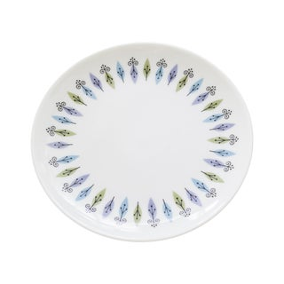 Syracuse Nordic Bread & Butter Plates - Set of 4