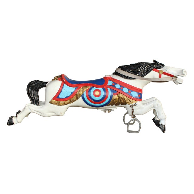 Parker Brothers Carousel Horse - Image 1 of 4