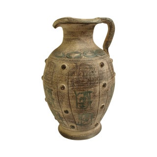 Water Pitcher Pottery Vase