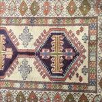 Image of Turkaman Persian Rug - 2′1″ × 2′10″