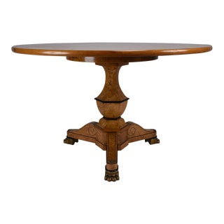 19th Century Biedermeier Dining or Center Table