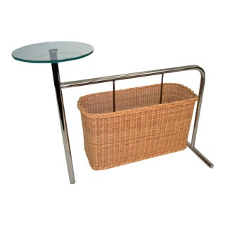 Zanotta Basket Side Table