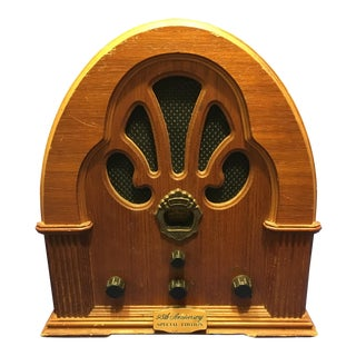 Vintage Philco Cathedral Radio