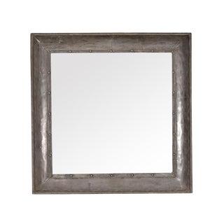 Industrial Iron Mirror Frame