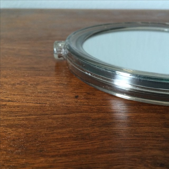 Vintage 2-Sided Hand Mirror - Image 11 of 11