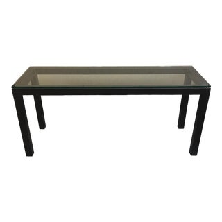 Room & Board Parsons Console Table