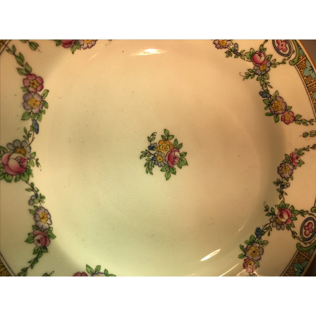 Antique Minton B935 Soup Bowls - 10 - Image 8 of 9