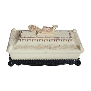 Vintage Celluloid Box