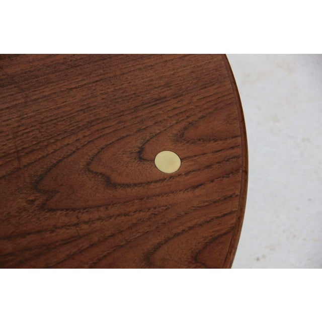 Image of Dux Mid-Century Round Coffee Table