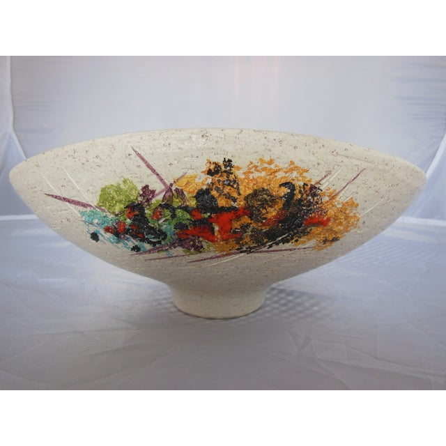 Vintage Italian Ceramic Bowl - Image 2 of 8