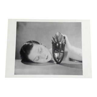 1936 Man Ray Print