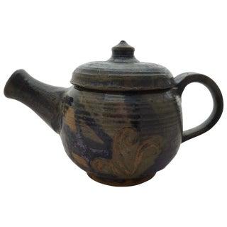 Mid-Century Studio Pottery Teapot
