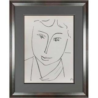 Original Henri Matisse Signed Lithograph