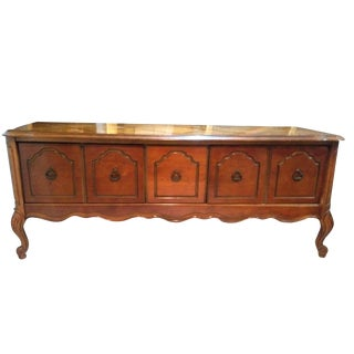 Bassett French Country Credenza Sideboard