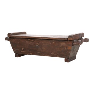 Robust Tribal Coffer Chest