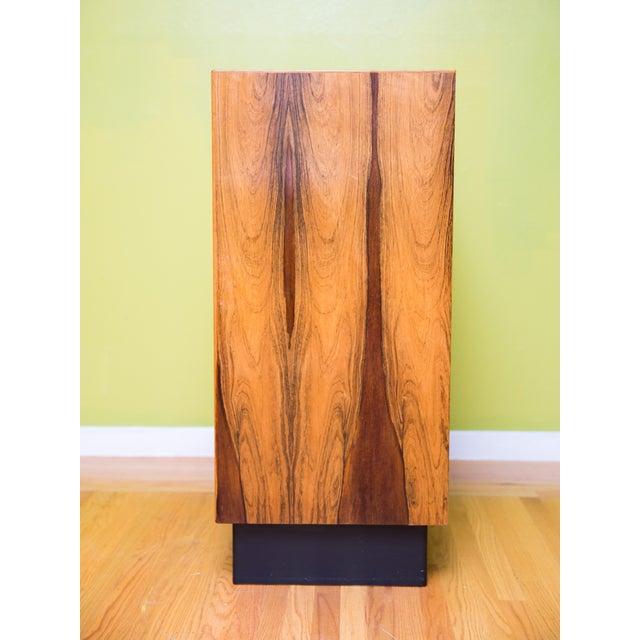 Mid Century Westnofa Rosewood Highboy Dresser - Image 6 of 11
