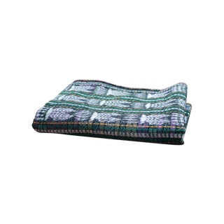 Guatemalan Hand-Woven Jaspe Tablecloth
