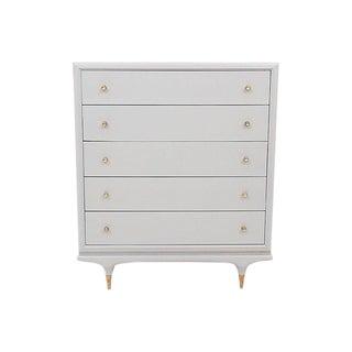 Mid-Century Modern Standing Dresser